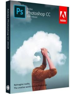 Adobe Photoshop CC для 1 користувача на 1рік