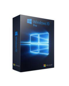 Microsoft Win 10 Pro багатомовний (ESD- електронний ключ) 32/64B для 1 Пк на 1 рік